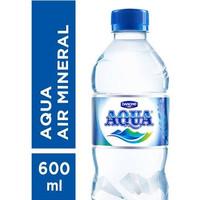 AQUA BOTOL 600ML (1 PCS)