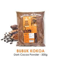 Cocoa Powder Dark 500g - Bubuk Coklat