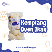 Kemplang Krupuk Oven Ikan Asli Bangka by Tiara Snack Bangka