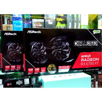 VGA ASROCK RX6700XT CHALLENGER 12GB | VGA AMD RADEON RX6700XT PROMO