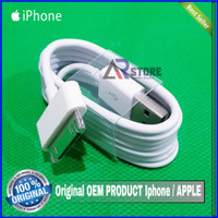 Kabel Data iphone 3GS/ipad 1,2,3 ipod APPLE Original OEM