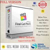 FULL VERSION Final Cut Pro X [MAC OS / Apple / Macbook]