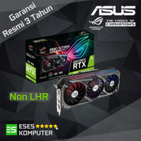 VGA ASUS GeForce RTX 3070 ROG STRIX OC - 8GB GDDR6 - Ampere