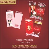 Angpao Wedding Amplop Pernikahan