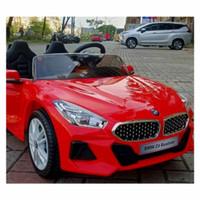 Mainan Mobil Aki 2 Anak Besar Mobil Aki Remot Murah Ban Karet Lisensi