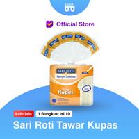 Sari Roti Tawar Kupas - Bakoel Sayur Online