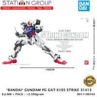 BANDAI 31413 GUNDAM PG GAT-X105 STRIKE - GUNPLA MODEL KIT