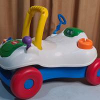 Playskool baby walker 2in1 (second)