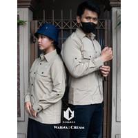 Kemeja Tactical Lengan Panjang Pria - Kemeja Taktikal - Baju PDL - JWS