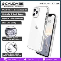 Original Caudabe Lucid Clear Case iPhone 11 Pro Max 11 Pro 11 Casing