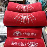 Bantal Mobil 2In1 Spiderman