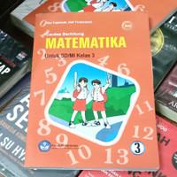 Buku bse Cerdas Berhitung Matematika SD kelas 3