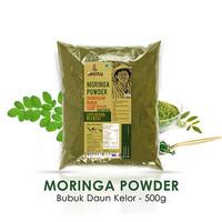 Bubuk Daun Kelor - Moringa Powder 500g