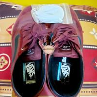 Vans Gilbert Crockett Port Royale Rumba Red - Skateboard Shoe Pro