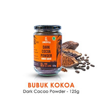 Cocoa Powder Dark 125g - Bubuk Coklat