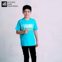 Kaos Distro Anak Cowok 2 - 12 Tahun Salur Series Ammar Kids AS03 SABAR - SABR, S