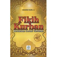 Buku Fikih Kurban Qurban Sesuai Tuntutan Syariah Lengkap dan Praktis
