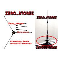 GROUND PLANE ANTENA HT Penambah jarak radio ht rig kumis antena radio
