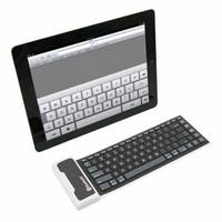 Flexible wireless bluetooth universal multifunction keyboard colorful
