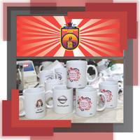 mug custom satuan gelas souvenir keren