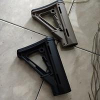 Popor CTR Buttstock Popor M4 M16 - Black
