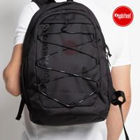 Converse Swap Out Backpack Black Laptop Slot Tas Ransel Kerja Original