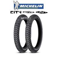 (PAKET) BAN MICHELIN 80/80-17 dan 90/80-17 CITY GRIP PRO