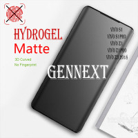 ANTI GORES JELLY HYDROGEL MATTE VIVO Z1 Z3 S1 PRO 2018 FULL SCREEN
