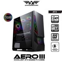 Armageddon Aero III - ATX Gaming Case