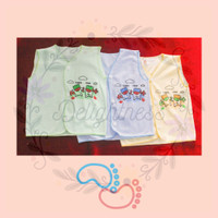 Baju bayi kutung (0-3 bln)