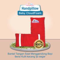 [DISTRIBUTOR RESMI] Hand Pillow Baby CloudFoam