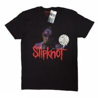 Kaos / T-Shirt Band Slipknot - WANYK Back Hit Official Merchandise