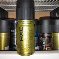 axe gold temptation 150ml bodyspray