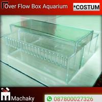 Over Flow Box Aquarium (Costum)