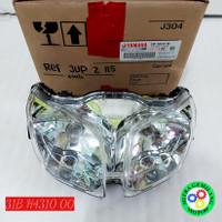 REFLEKTOR LAMPU DEPAN YAMAHA JUPITER Z 115 2011 ASSY ASLI 31B H4310 00