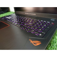 Laptop Asus GL553VE Corei7 Mulus Full HD IPS GTX 1050Ti