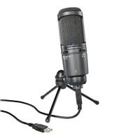 Mic Condensor Audio Technica AT2020USB + AT2020 USB + Original