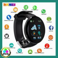 SKMEI D18 ORIGINAL Jam Tangan Pria bisa Wanita Bluetooth Smartwatch