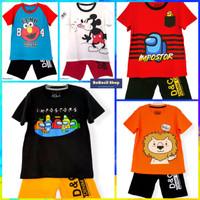 Baju Anak Laki Laki / Kaos Anak Laki Laki / Setelan Anak Laki Laki 9
