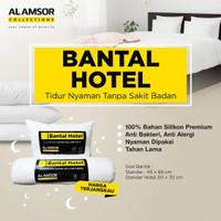 Bantal Hotel Ukuran Standart (45×65 cm)