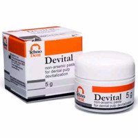 DEVITAL devitalisasi non arsen tehnodent