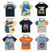 Baju Anak Lucu / Baju Bayi Laki Laki Imut / Kaos Anak / Kaos Bayi
