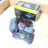 Kampas Rem Depan Cakram / Disc Brake Pad Datsun Go / Go+ / Panca