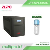 UPS APC Easy UPS SMV 2000VA, Universal Outlet, 230V SMV2000AI-MS