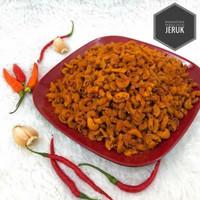 makaroni bante bumbu siram pedas daun jeruk 100gr