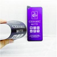 Anti Gores Ceramic Blue Matte Oppo RENO 1 3 4 4F 5| F5 F7 F9 F11