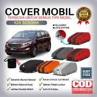 Body Cover Mobil Kia Grand Sedona Selimut Sarung Tutup Sedan Mantel - POLOS, FOTO NO.10