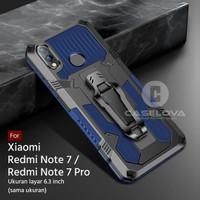Hard Case Xiaomi Redmi Note 7 Rugged Armor Robotic Kickstand