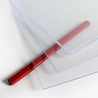 Polycarbonate Sheet 2mm - PC Polikarbonat Lembaran Bening Padat
