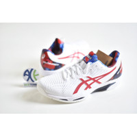 Asics Solution Speed FF 2 L.E White/Classic Red